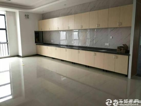 新出楼上整层2300平方厂房直租