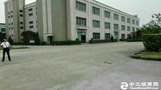 坪山江岭500平一楼标准厂房带装修