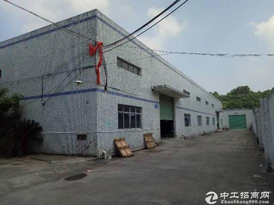 坪山新区碧岭街道新出独院钢构5120平米厂房出租