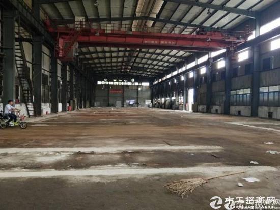 石岩北环工业区新出一楼钢构4000平厂房出租欢迎