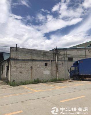 布吉上李朗一楼钢构2300平米厂房出租