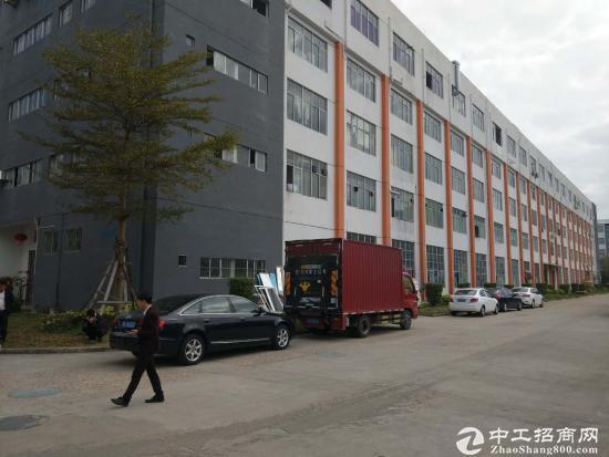 房东直租 坪山 南布大同路一楼标准 厂房 1600平米