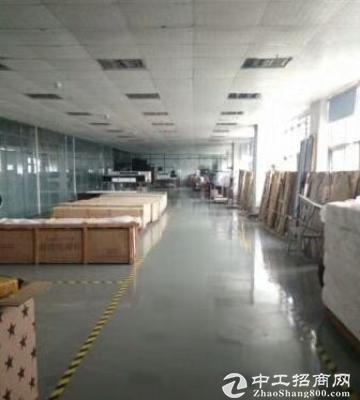 龙岗嶂背)原房东厂房2300平方精装修免转让费招租