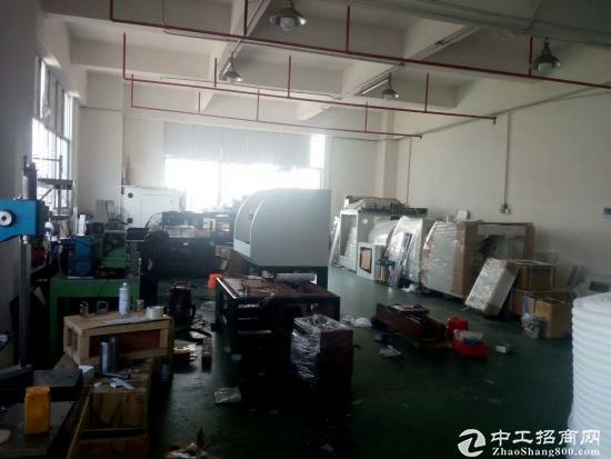 龙岗南联地铁口560平方精装修厂房出租