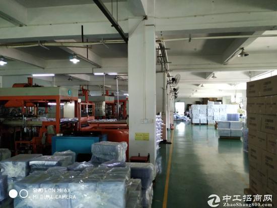 横岗地铁站旁花园式厂房1500平米厂房带装修出租