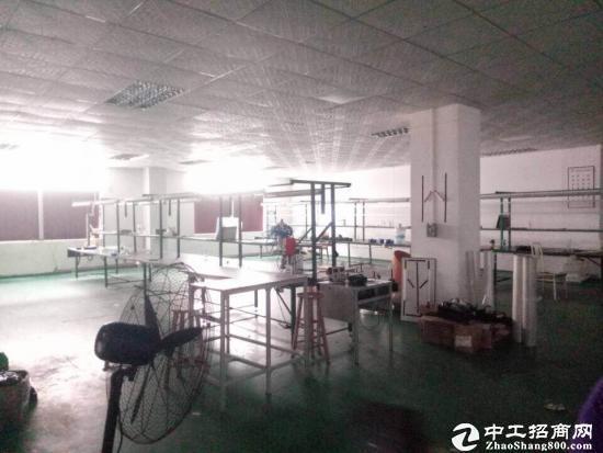 龙岗嶂背新出原房东厂房4楼1000平米带豪华精装修