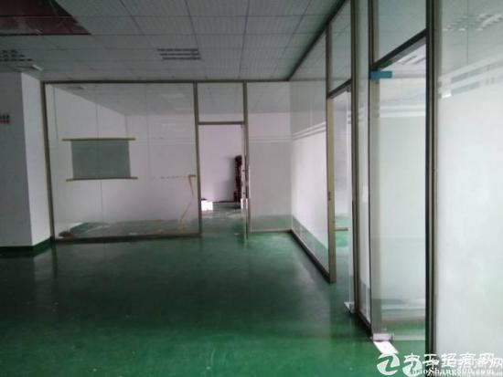 急南联地铁口带装修厂房1060平急租