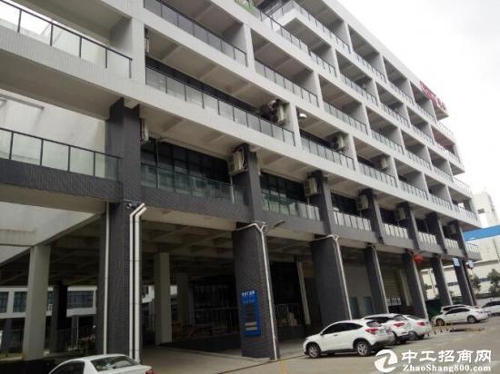 坪山碧岭新出独院分租一楼1100平,有现成办公室