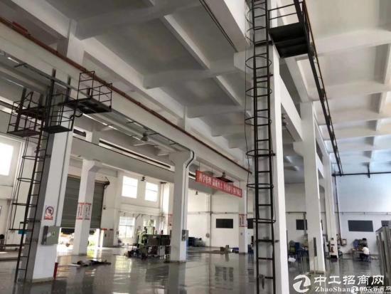横岗 四联大型工业区一楼2500平带装修厂房出租