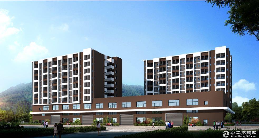 纳成广泰工业城全新独栋园区厂房出售