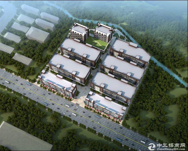 纳成广泰工业城全新独栋园区厂房出售-图2