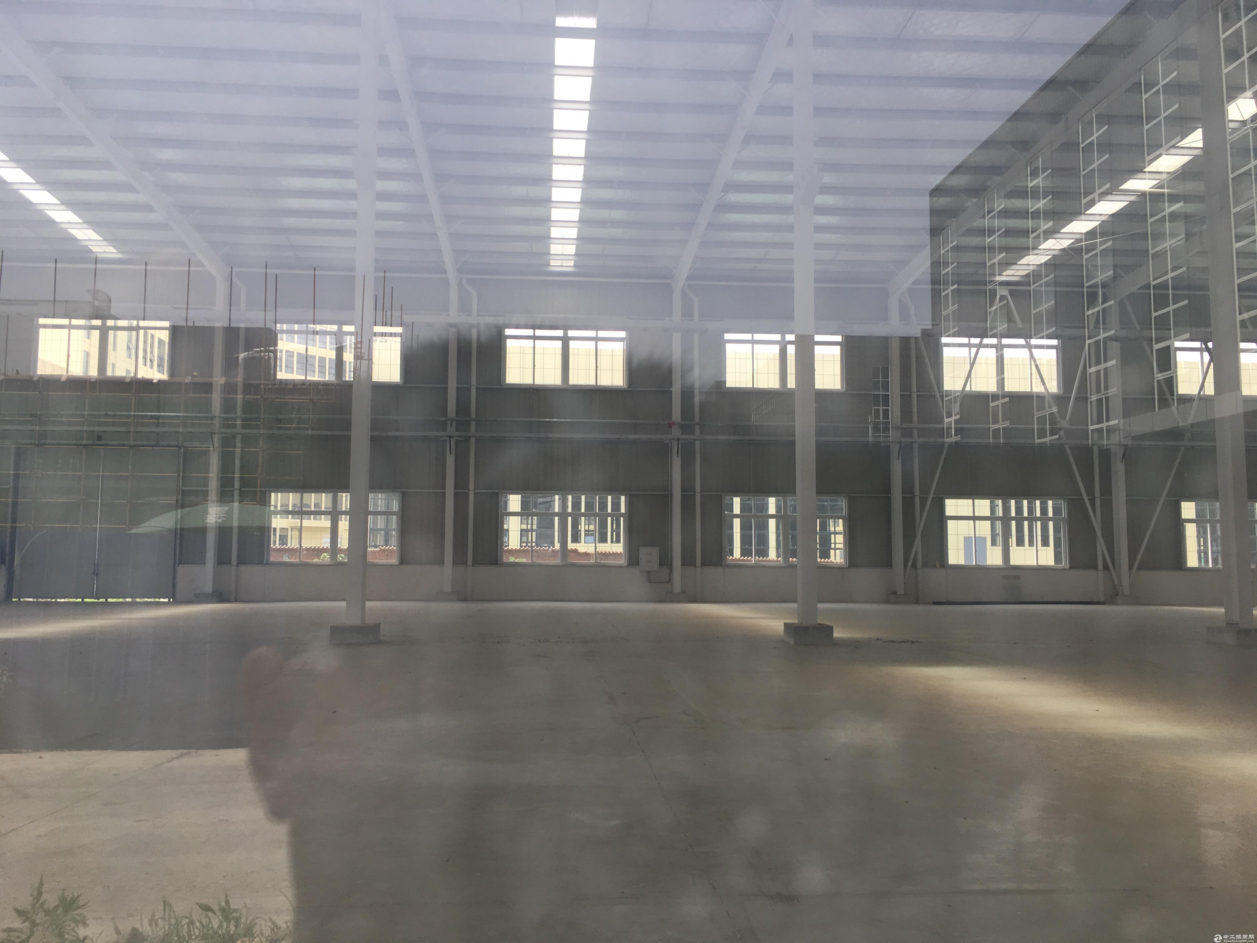 郫县现代工业港1800至12000平米厂房租售