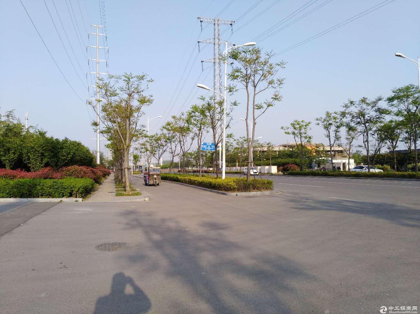 滁州经开区独门独院标准工厂150亩整体出售 产证齐全可过户