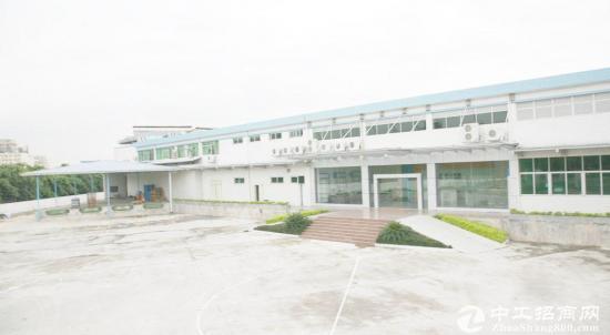 广州新塘国有证厂房出售