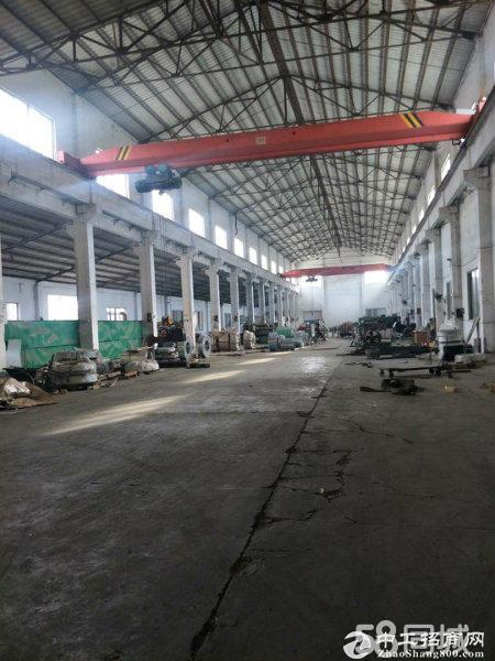 高新区独门独院单层2800方厂房招租高12米带航吊