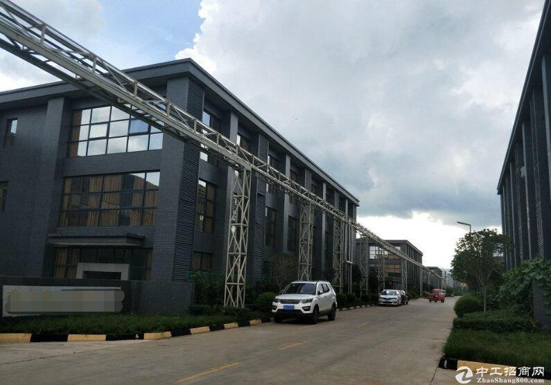工业园区标准独栋新装厂房转让