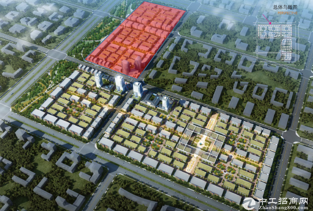 出售西安周边钢结构厂房 标准框架厂房 可按揭可贷款