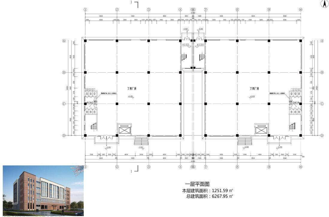 中南高科·西安渭河云谷智造小镇50年独立产权厂房出售-图2
