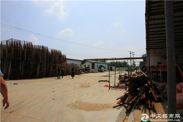青岛平度35亩国土证厂房出售-图5