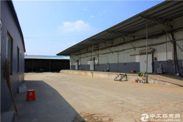 平度35亩厂房出售国土证手续齐全设有保鲜、低温、保鲜库