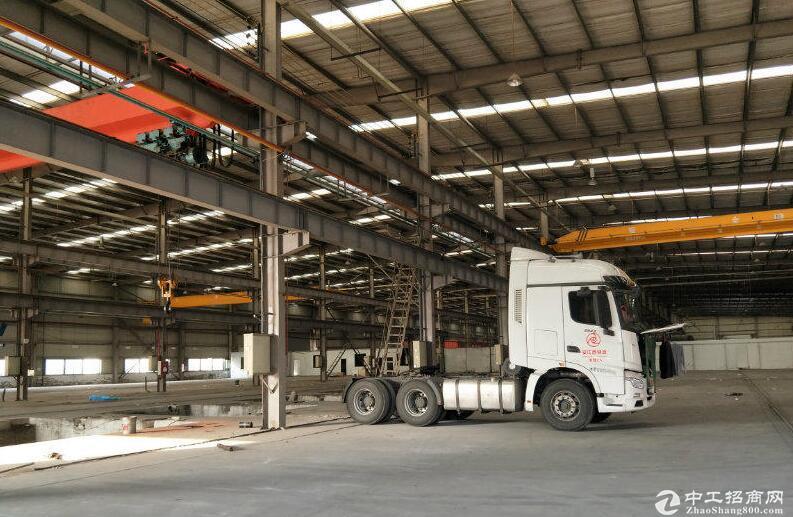 金牛区钢构厂房带动力电,行车可生产