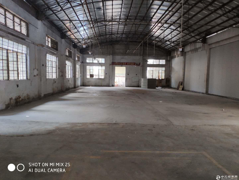 高新区单一层厂房招商 1250m²滴水8米 可做多种行业