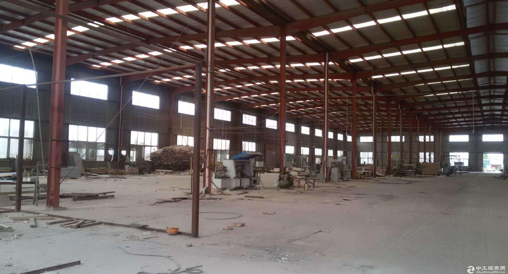 高规格3千至1万余平米厂房出租