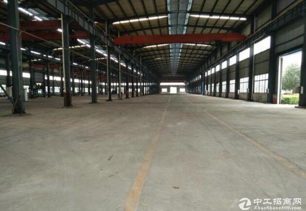 新津工业园A区4000平独栋有环评带20吨行车厂房