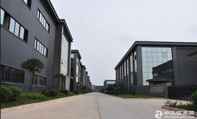 浩旺产业园800至10000平米钢构厂房租售