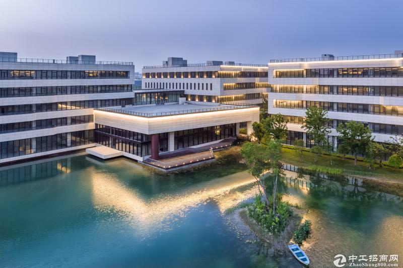 青浦虹桥辐射区域10亩带建筑11000平形象好绿证