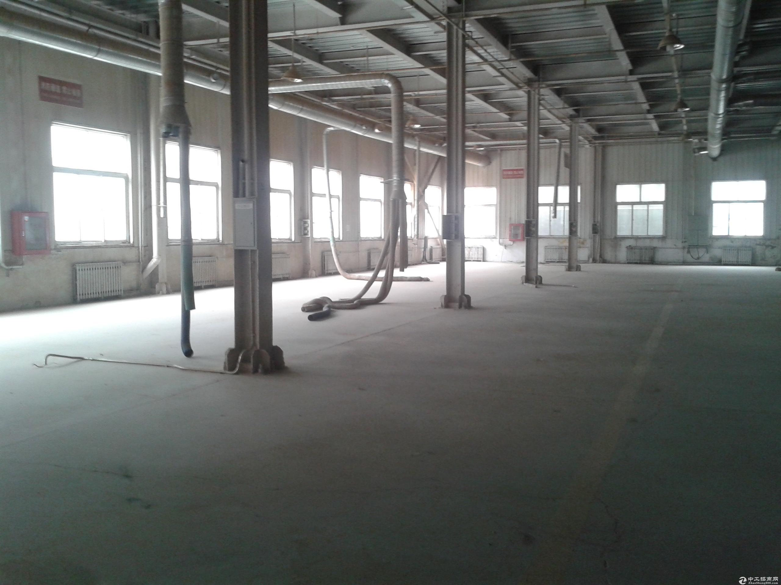 磁各庄开发区一层库房1200平米 手续齐全