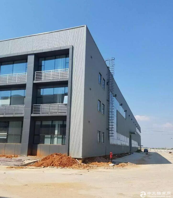 新洲阳逻-新建厂房对外便宜出租