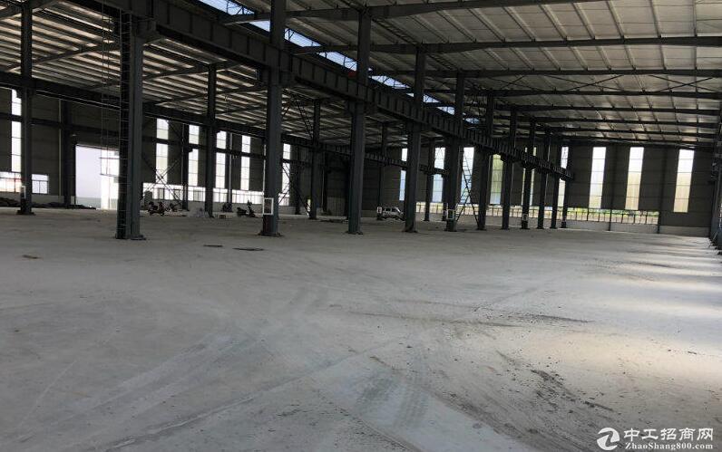 阳逻航天产业园10000平独门独院钢结构厂房出租