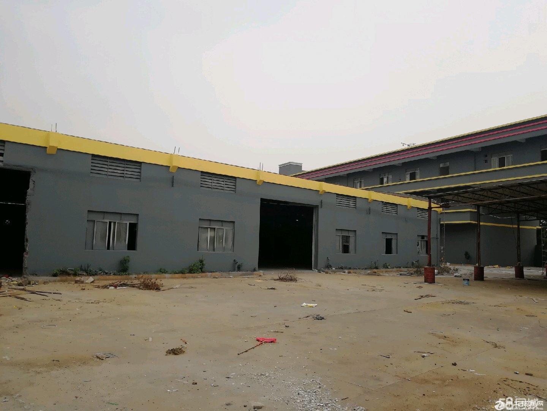 全新独院单层厂房 10451平米对外招租,可分租-图2