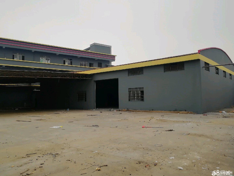 全新独院单层厂房 10451平米对外招租,可分租-图4