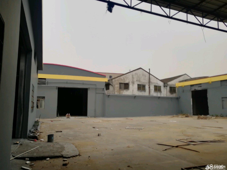 全新独院单层厂房 10451平米对外招租,可分租-图5