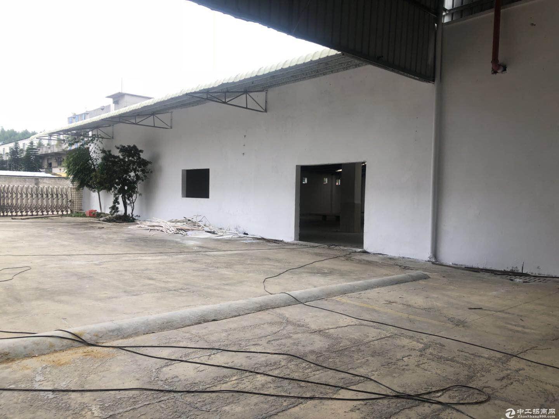 鹤山市雅瑶镇标准厂房出租