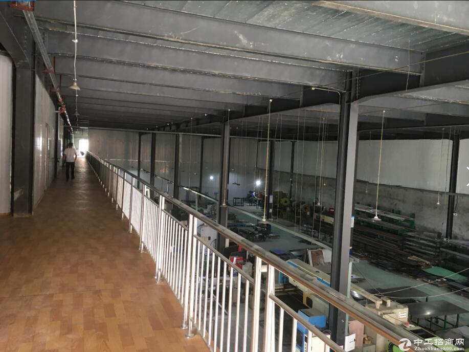 郫县工业港北区小微产业园,标准新建钢结构车间出租