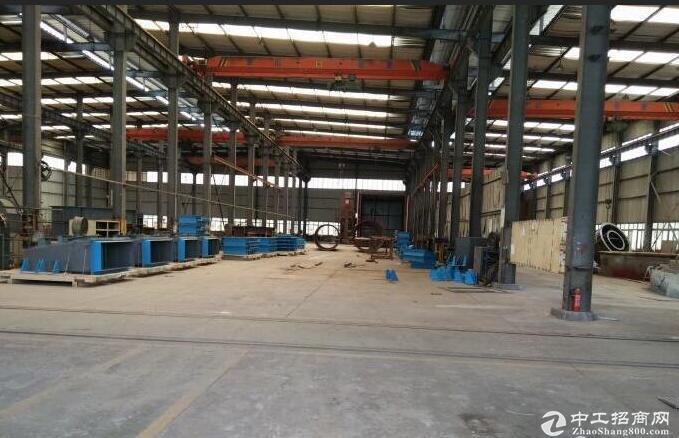 西航港双华路800平米钢构厂库房带办公住宿-图3