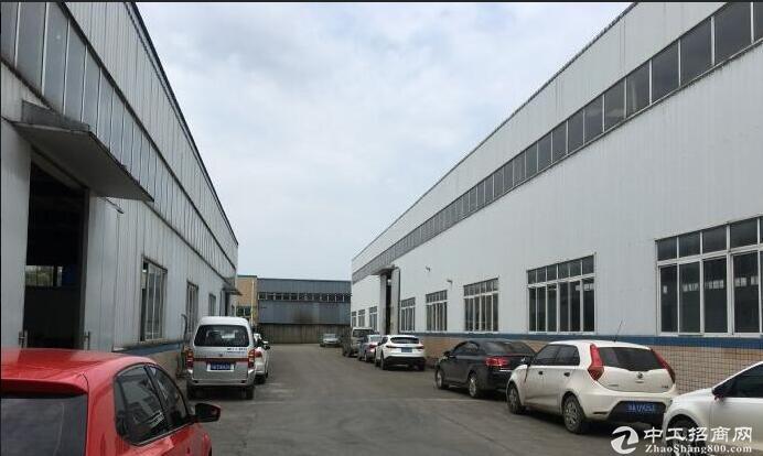 西航港双华路800平米钢构厂库房带办公住宿-图4