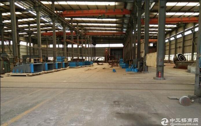 西航港双华路800平米钢构厂库房带办公住宿-图2