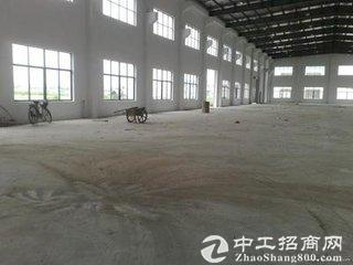 浏河5800平独栋厂房出租,沪太路边,单层厂房