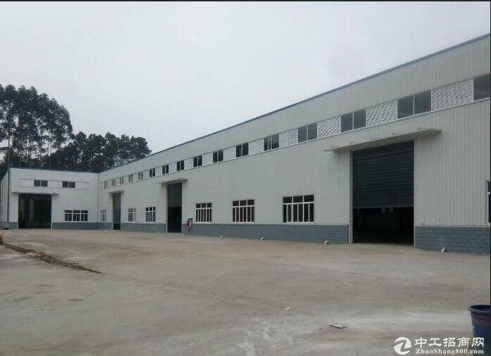 现代工业港靠近南北大道6500平超大空地宜仓储类
