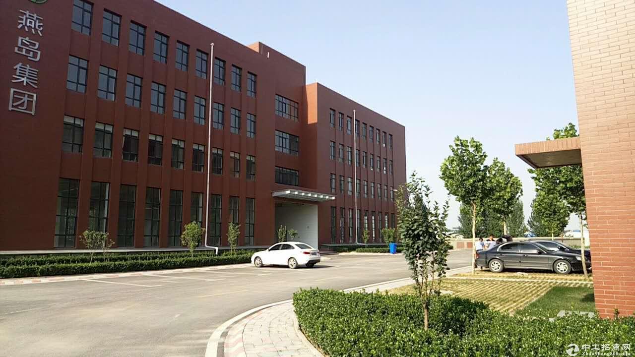 南三环附近科技园区--独栋独院厂房、分层厂房