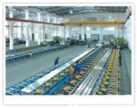 铝型材工厂出租:氧化、挤压、喷涂车间出租(可折分出租),承租厂房、设备、  订单。