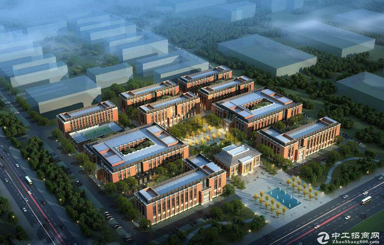 武汉新洲产业港,新出标准厂房出租