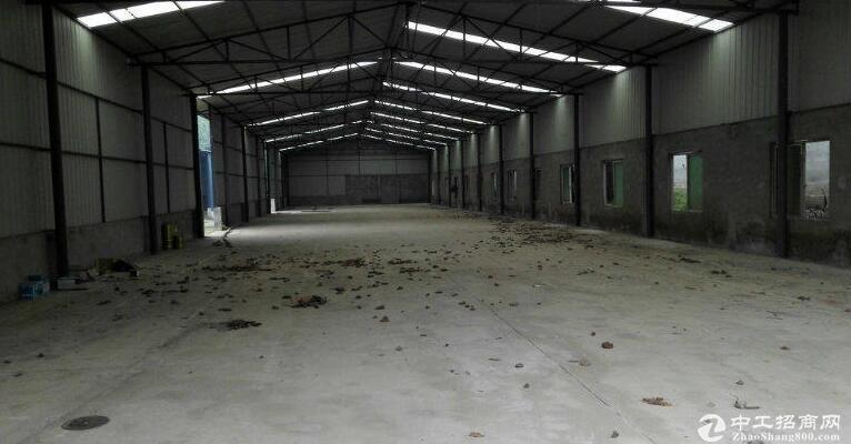 金牛物流库房,2000至6000平米可分租