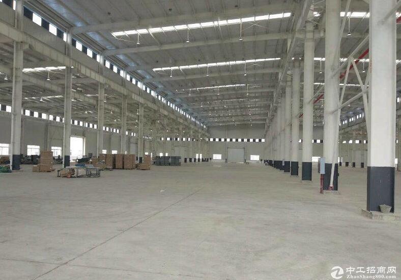 郫县6000平厂房出租,全新精装,产证齐全