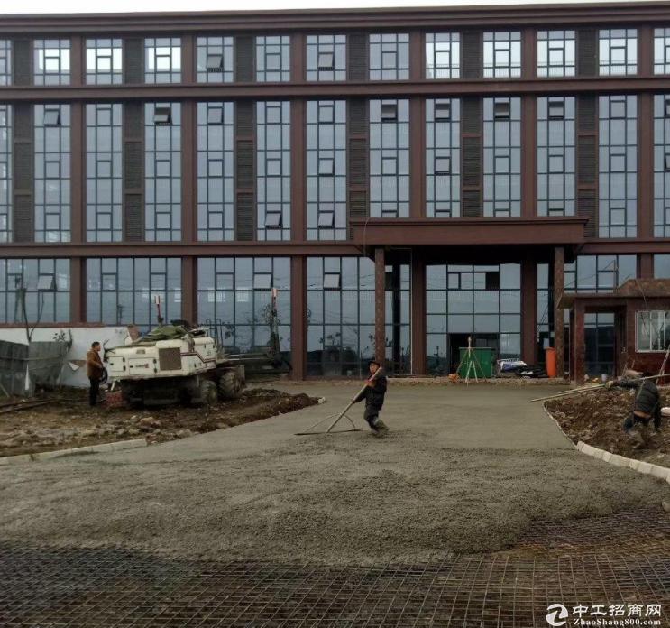 出租崇州80亩框架结构厂房,适合办学校