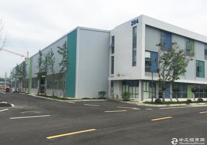 成都温江永宁镇10000平标准厂房出租,可分租,层高11米
